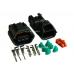 New 3 Pin DJ7035A-1.2 Connector EVO Mivec Cam Speed Sensor For Mitsubishi Nissan