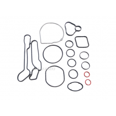 Engine Oil Cooler Repair Set Gasket For Vauxhall ASTRA CORSA INSIGNIA 55355603