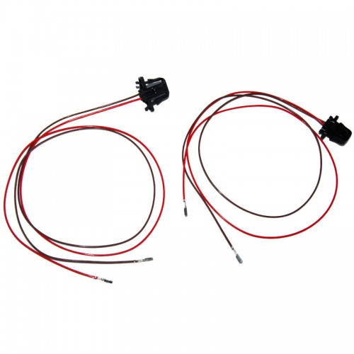 2x Led Door Warning Light Wire Harness Cable For Vw Golf Jetta Mk5. 2x Led Door Warning Light Wire Harness Cable For Vw Golf Jetta Mk5 Mk6 Passat Cc. Wiring. Jetta Door Wiring Harness At Eloancard.info