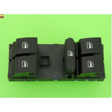 Electric Power Window Control Switch for Skoda Fabia Octavia SuperB 1ZD959858