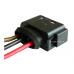 3 Pin Way Fuse Box Connector Plug For VW Audi Seat 1J0937773 Beetle Bora