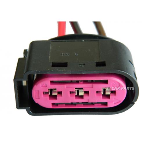 3 pin way fuse box connector plug for vw audi seat 1j0937773 beetle bora volkswagen fuses vw fuse box pins #18
