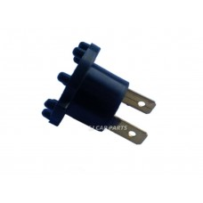 For Mazda 3 5 323 DormanBeam Headlight Socket Bulb Holder Kawasaki B28V510A3