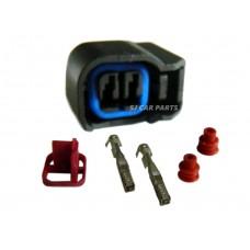 1x Waterproof Fuel Injector Plug Connector Female Adapter EV6 EV14  Ford HP3945