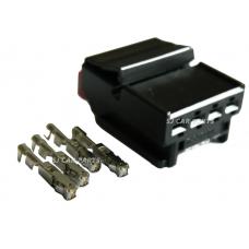 New 4 PIN Tail Light Lamp Plug Connector Repair For VW AUDI SKODA 7N0972704